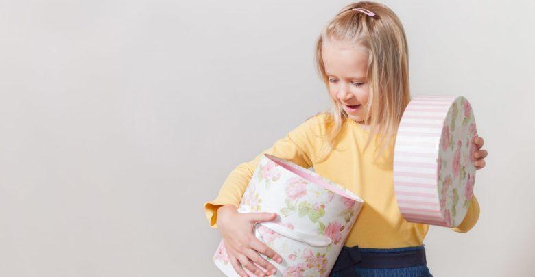 Подарок девочке на 9 лет