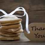 Что подарить в знак благодарности