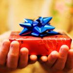 Подарок близким в знак благодарности