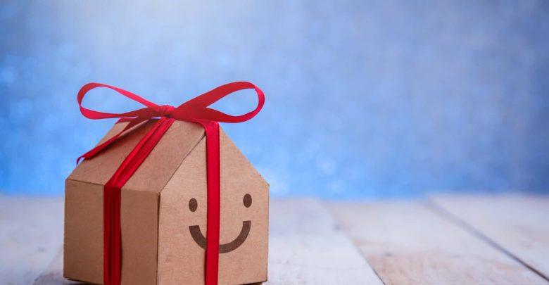 подарок для частного дома