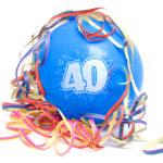 Дарят ли подарки на 40 лет?