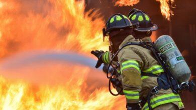 Что подарить пожарному