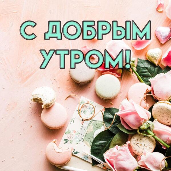 Желаю отличного утра и удачной недели