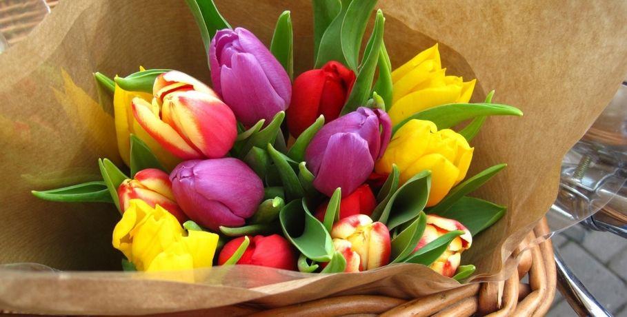 Подарки на 8 марта своими руками